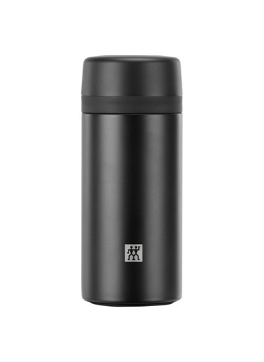 Zwilling 395005120 420 Ml Süzgeçli Siyah Çelik Termos Renkli